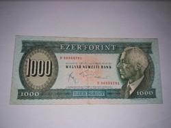 Bartók 1000 forint 1983-as November, B , szép állapotban!