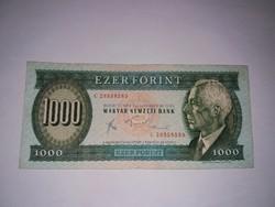 Bartók 1000 forint 1983-as November C,  szép állapotban!