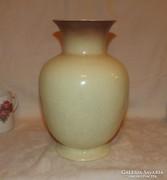 Gránit mázas kerámia váza ritka