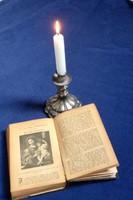 Karmelita nővérek könyvtárából 1919- ből imakönyv .