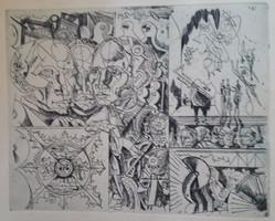 Hincz Gyula grafika
