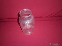 Igazi antik!!!!!!!! 2L. befőttes üveg.Ilyet már nem kapsz!!!