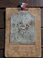 Mohácsi csata 400.évfordulójára kiadott emlék