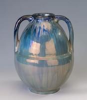 Francia art deco kerámia váza