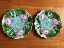 Körmöcbánya hibátlan szecessziós tányérok