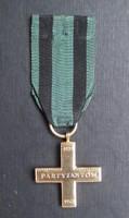 Lengyel partizán kitüntetés 1939-1945