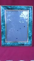 1818 Csodás képkeret. 23x18 cm belső 17x12 cm