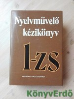 Nyelvművelő kézikönyv II. (töredék)
