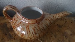 Bubics István keramikus munkája