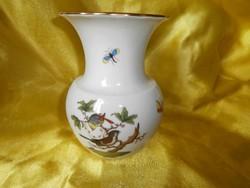 Herendi Rotschild mintás váza,hibátlan, I.oszt.