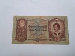 50 Pengő 1932-es   bankjegy!