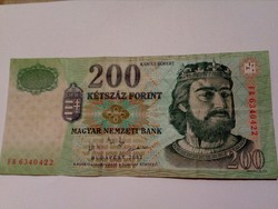2003-as 200 Forint