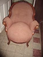 Naobarokk fotel