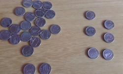 Ir Five Pence 1995-1998
