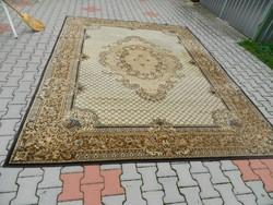 FARAÓ velúr szőnyeg - óriási csodaszép szőnyeg 2,5méter * 3,5méter
