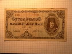 Szép 50 pengő 1945 !!