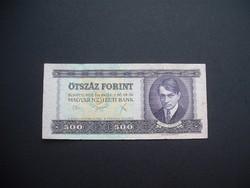 500 forint 1975 E 540