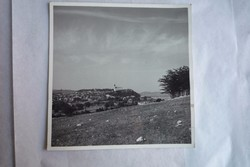 Tihany látképe 1955 fénykép