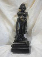 Napóleon vas szobor