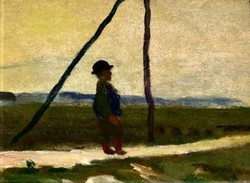 Tornyai János (1869-1936): Magányos fiú