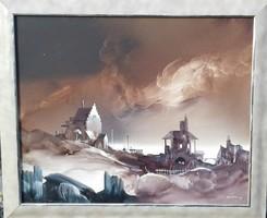 Árkossy István festmény