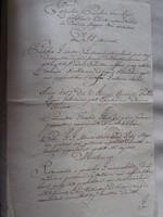 MAGYARÓVÁR MOSONMAGYARÓVÁR 1794 OKIRAT OKMÁNY OKLEVÉL DOKUMENTUM KÉZIRAT VIASZ PECSÉT
