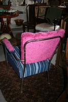 Retro fotel felújítva
