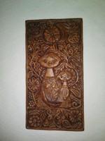 Kovács Margit stílusú kerámia falikép