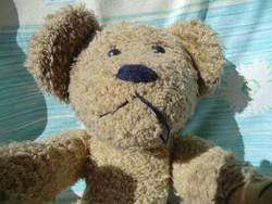 Teddy bear antique toy teddy bear bear 34 cm good condition retro game