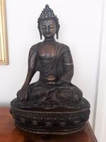 Buddha szobor-bronz
