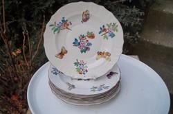 Herendi antik Viktória tányérok