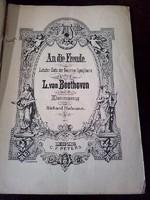 RÉGI KOTTA  -   L.van Beethoven    An die Freude