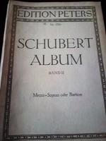 RÉGI KOTTA  -   SCHUBERT ALBUM  Band II.
