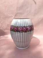 Rózsás Eichwald váza