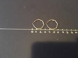 Arany fülbevaló (7)