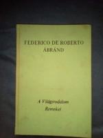 Eladó règi könyv Frederico De Roberto ábránd 1978