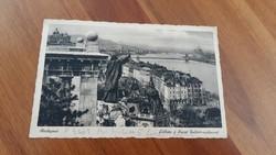Budapest Képeslap, futott 1942.