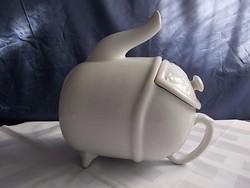 Antik Rosenthal tea forrázó kanna ritkaság