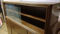 Század eleji polgári bútor, kombinált szekrény