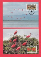 Carte Maximum - WWF Trinidad és Tobago - 1990 (291)