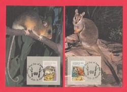 Carte Maximum - WWF Ausztrália - 1990 (288)