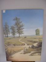 Út fákkal kép