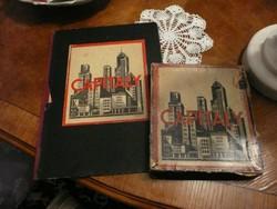 Eredeti, első kiadású Capitaly társasjáték eladó nagyon szép állapotban az 1930-as évekből