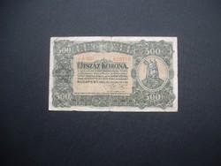 500 korona 1923