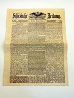 Külföldi újság 1850RÉGI ÚJSÁG848