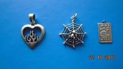 Ezüst(925)medálok