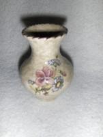 Vorarlberg emlék kicsi váza Ausztria (j-1)