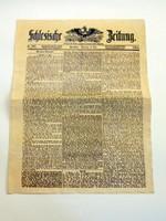 Külföldi újság 1850RÉGI ÚJSÁG847