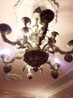 Barokk  exkluzív díszes csillárok