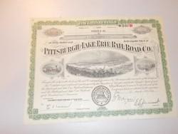1953 Pittsburgh & Lake Erie Railroad Company, Pittsburgh